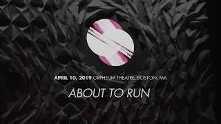 """Ghosts of the Forest - 04/10/2019 - """"About to Run"""""""