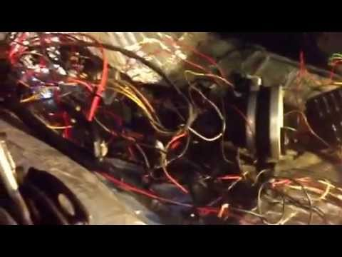 1968 chevelle wiring diagram honeywell pressure transducer rewiring with american autowire classic ups youtube