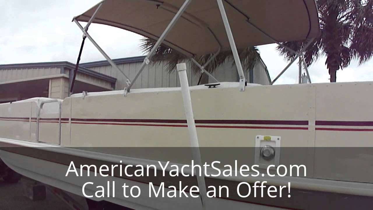 2008 22' Hurricane FunDeck 226 RE REPO BOAT FOR SALE!