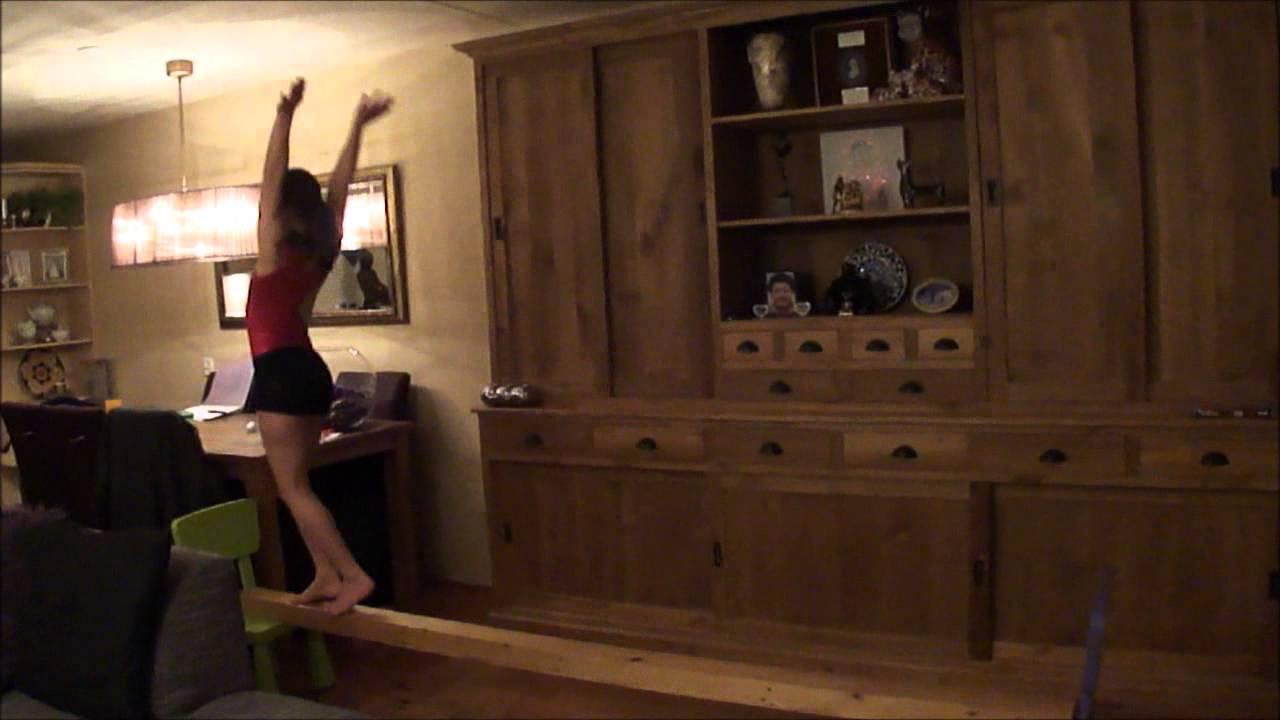 Thuis oefenen op de balk youtube - Voor thuis ...