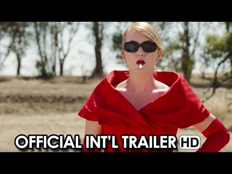 The Dressmaker Official International Trailer (2015) - Kate Winslet, Liam Hemsworth HD