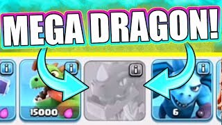 """MEGA DRAGON"" NEW TROOP COMING TO CLASH OF CLANS! - TOWN HALL 12 UPDATE"