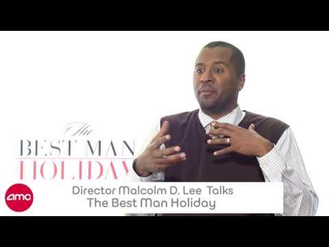 Director Malcolm D Lee Talks THE BEST MAN HOLIDAY With AMC