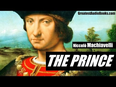 THE PRINCE by Niccolò MACHIAVELLI - FULL AudioBook | GreatestAudioBooks.com V4