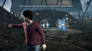 Harry Potter and the Deathly Hallows Part 1 Walkthrough #11 Follow Dean Thomas