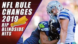 NFL Rule Changes 2019: How Bad Are They?