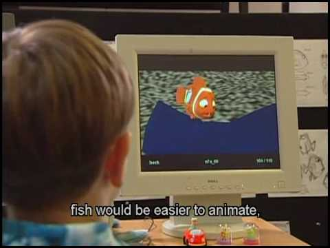 Making of Finding Nemo