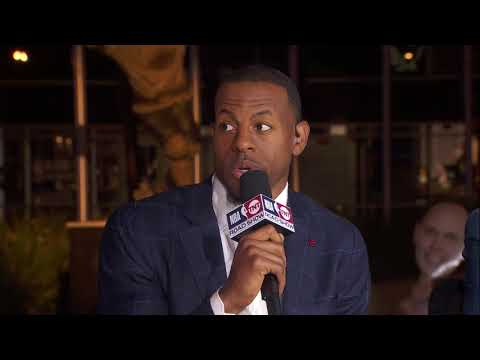 Inside The NBA: Andre Iguodala talks about JaVale McGee beef with Shaq & Warriors losing 1st seed