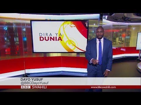BBC DIRA YA DUNIA ALHAMIS 12.10.2017