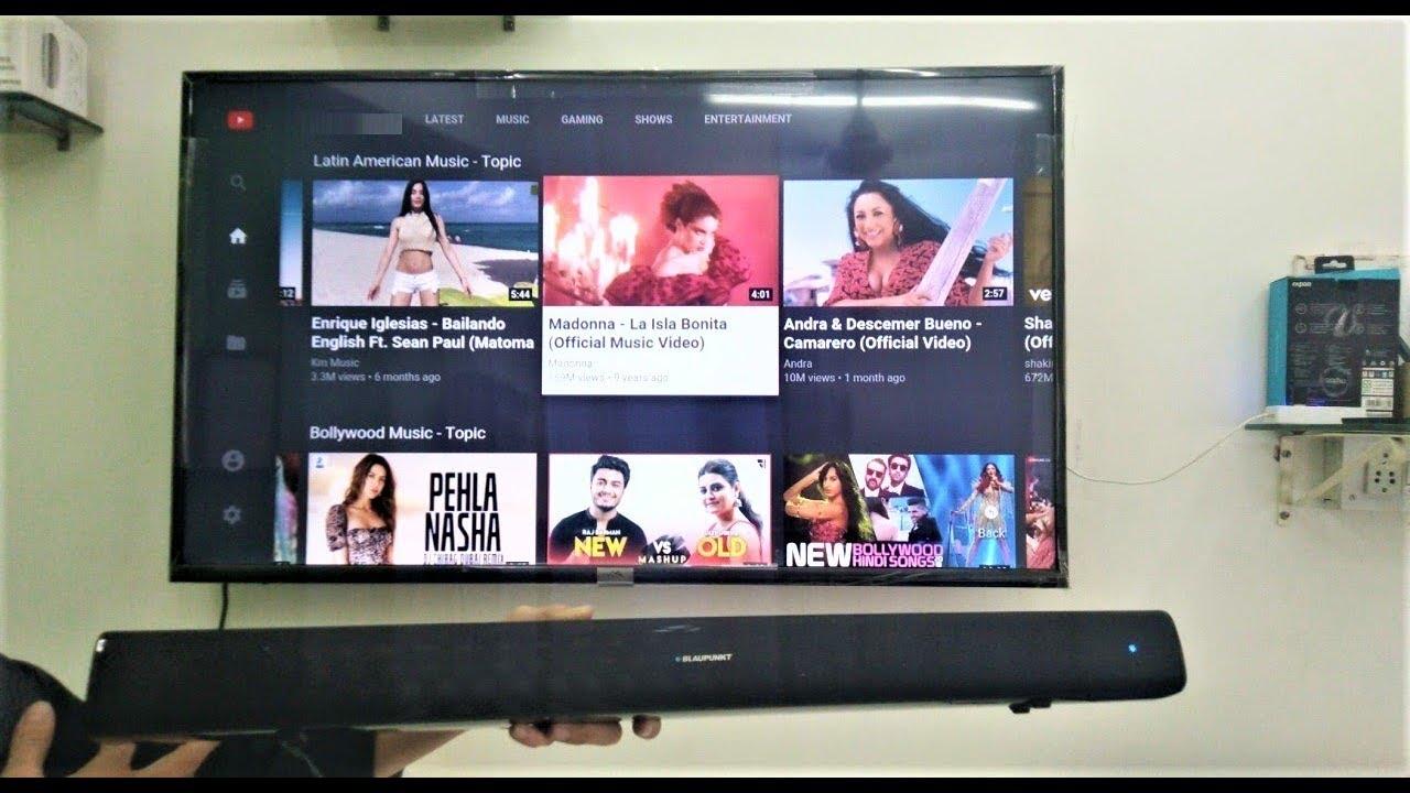 How to Connect Bluetooth Speaker & Soundbar to Smart TV