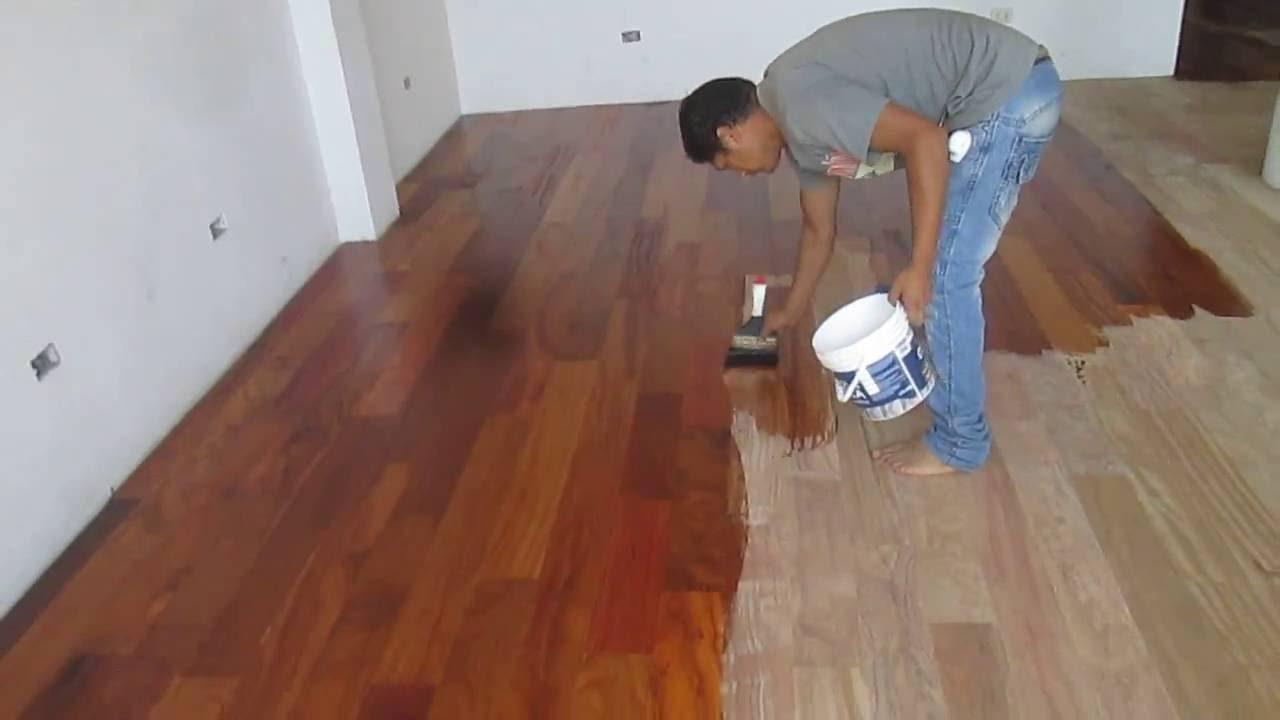 Aplicaci n d d tekno pisos machihembrados rpc 951816019 - Reparar piso de parquet ...