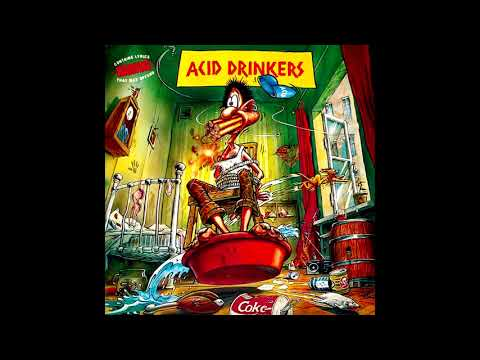 ACID DRINKERS - ARE YOU REBEL? (1990) FULL ALBUM - YouTube