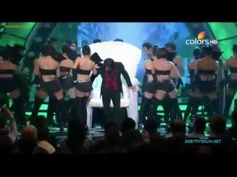 Shahrukh Khan Performance - Apsara Awards 2012