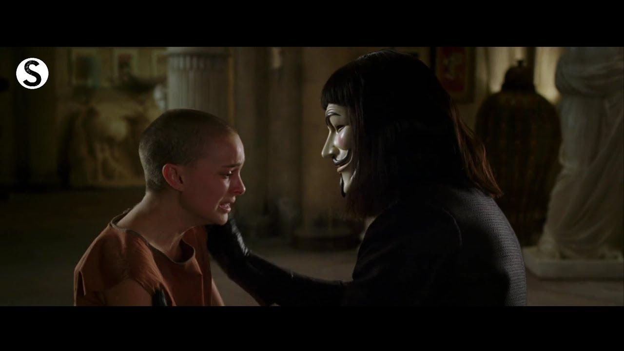 Download V For Vendetta Natalie Portman Scene
