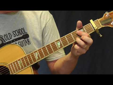 Blind Boy Fuller Guitar Lesson   Turnaround In A