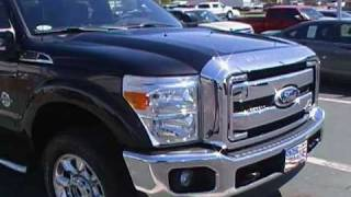 2011 Ford F-250 Superduty Chattanooga TN @ Mtn View Ford Lincoln Mercury 2011 F-250 Dalton GA