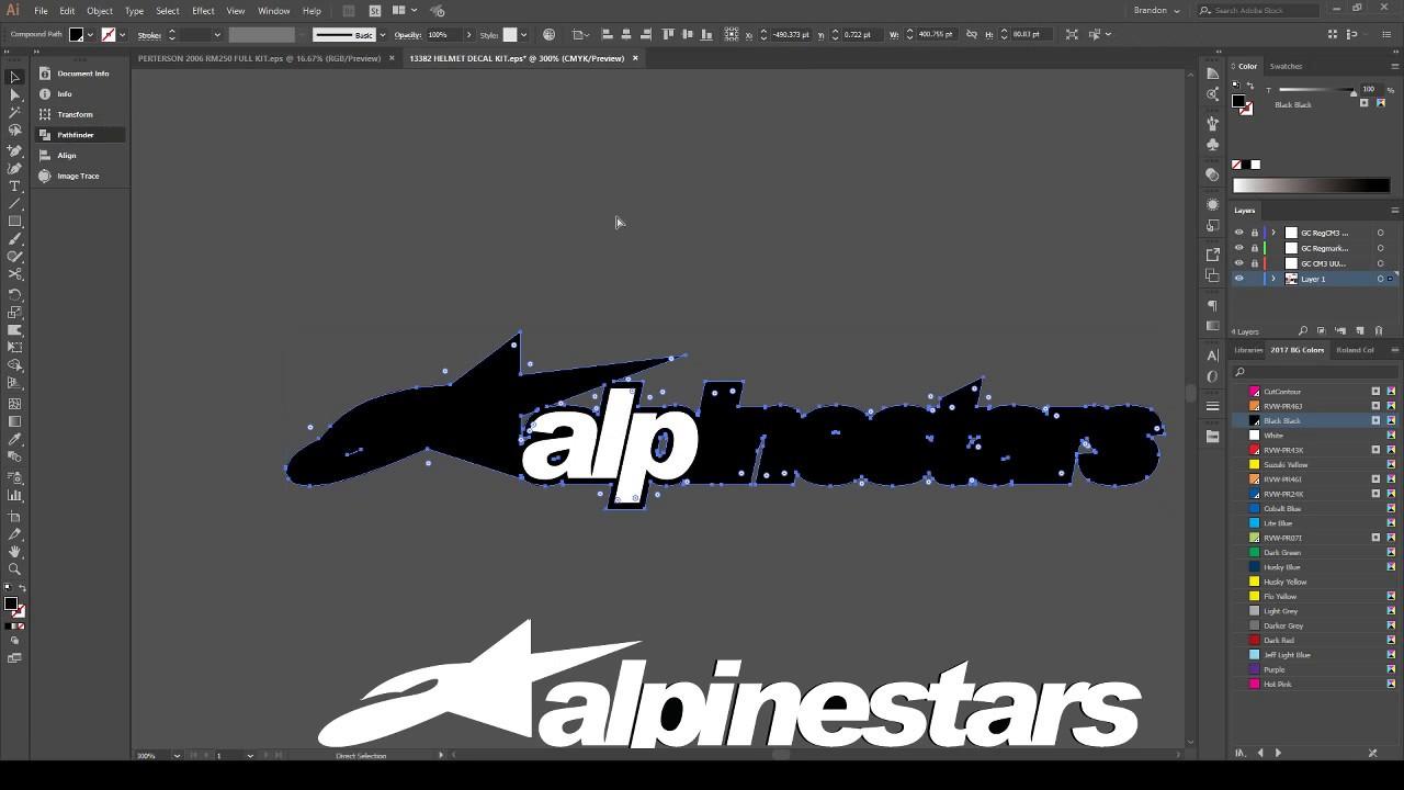 BikeGraphix - Graphic Design - YouTube d4552198f