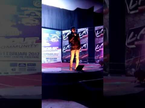 Opening ivent standup comedi tourpada micawa