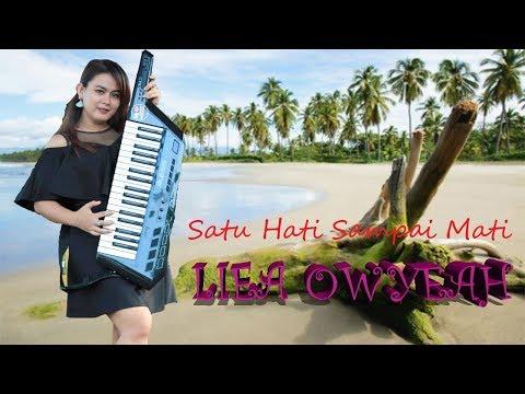 SATU HATI SAMPAI MATI By LIEA OWYEAH featuring SKGROUP (live cover)