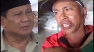 """Petani Klaten bantah Prabowo yang bilang di Klaten banjir beras impor. """"Nyangkem"""", katanya"""