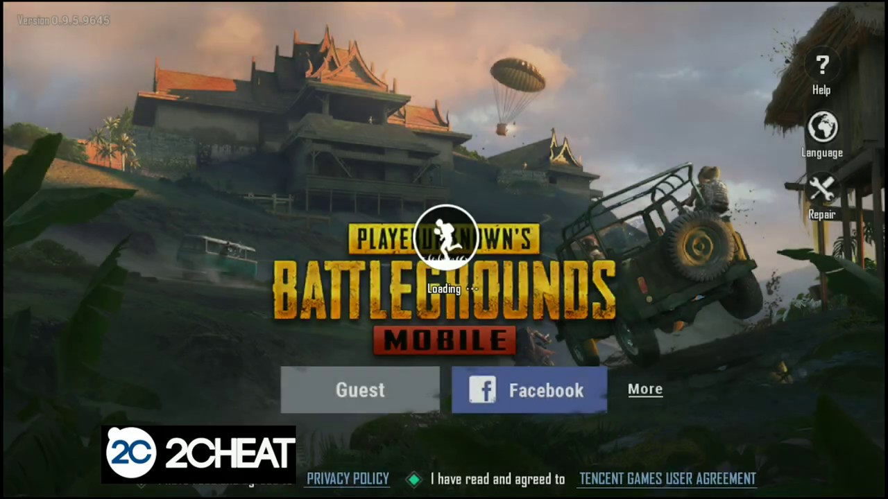 How to reset the Guest account of PUBG Mobile