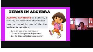 TERMS IN ALGEBRA2