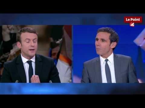 Match à distance entre Emmanuel Macron et Marine Le Pen