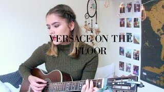 Versace On The Floor - Bruno Mars / Cover by Jodie Mellor