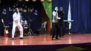 I Understand by Smokie Norful- mime (mission prayz)