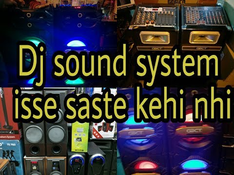 Electronic market delhi Exploring speakers mic || electronic accessories || Lajpat rai market