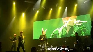 [DBCDjejerang] JYJ - Empty live [English karaoke sub]