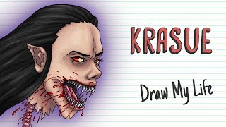 KRASUE, THE FLOATING HEAD | Draw My Life
