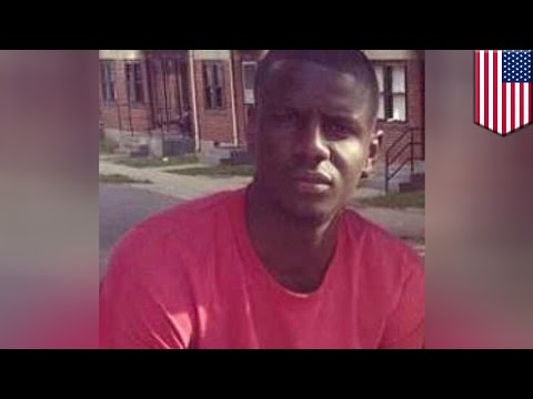 Death of Freddie Gray: autopsy reveals Gray died of 'high-energy injury' - TomoNews