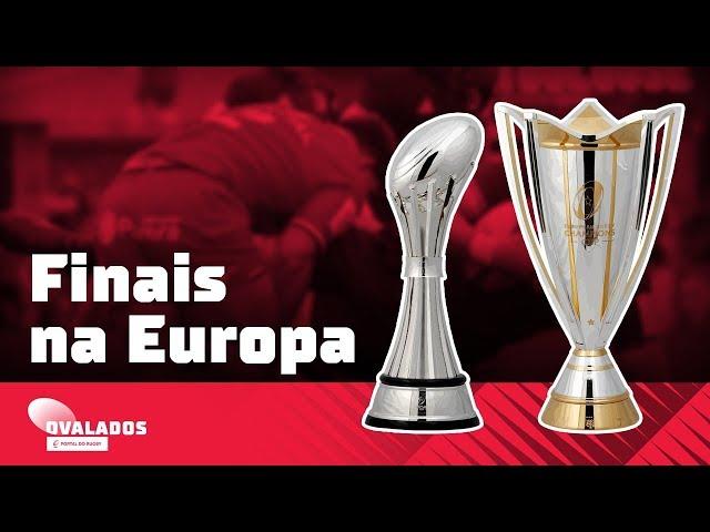 FINAIS NA EUROPA