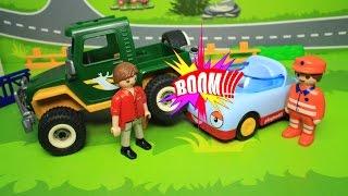 Мультики. Новые видео для детей про машинки Авария на парковке. Мультфильмы для детей.