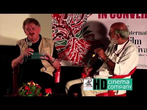 In Conversation - Paul Cox with Sasi Kumar