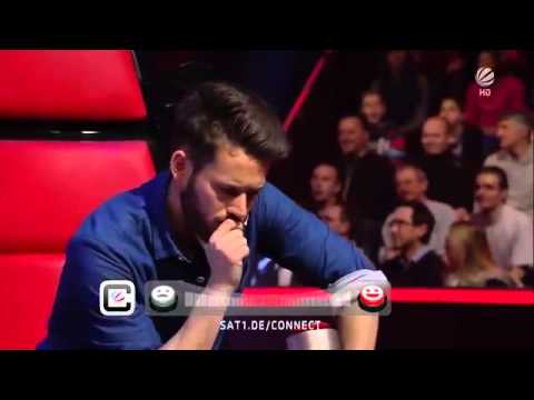Richard - Stay  (Rihanna) - The Voice Kids Germany Audition 28/03/2014