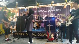 Zombie The crenberries ( Kres band live cover ) at corner official2 cianjur .
