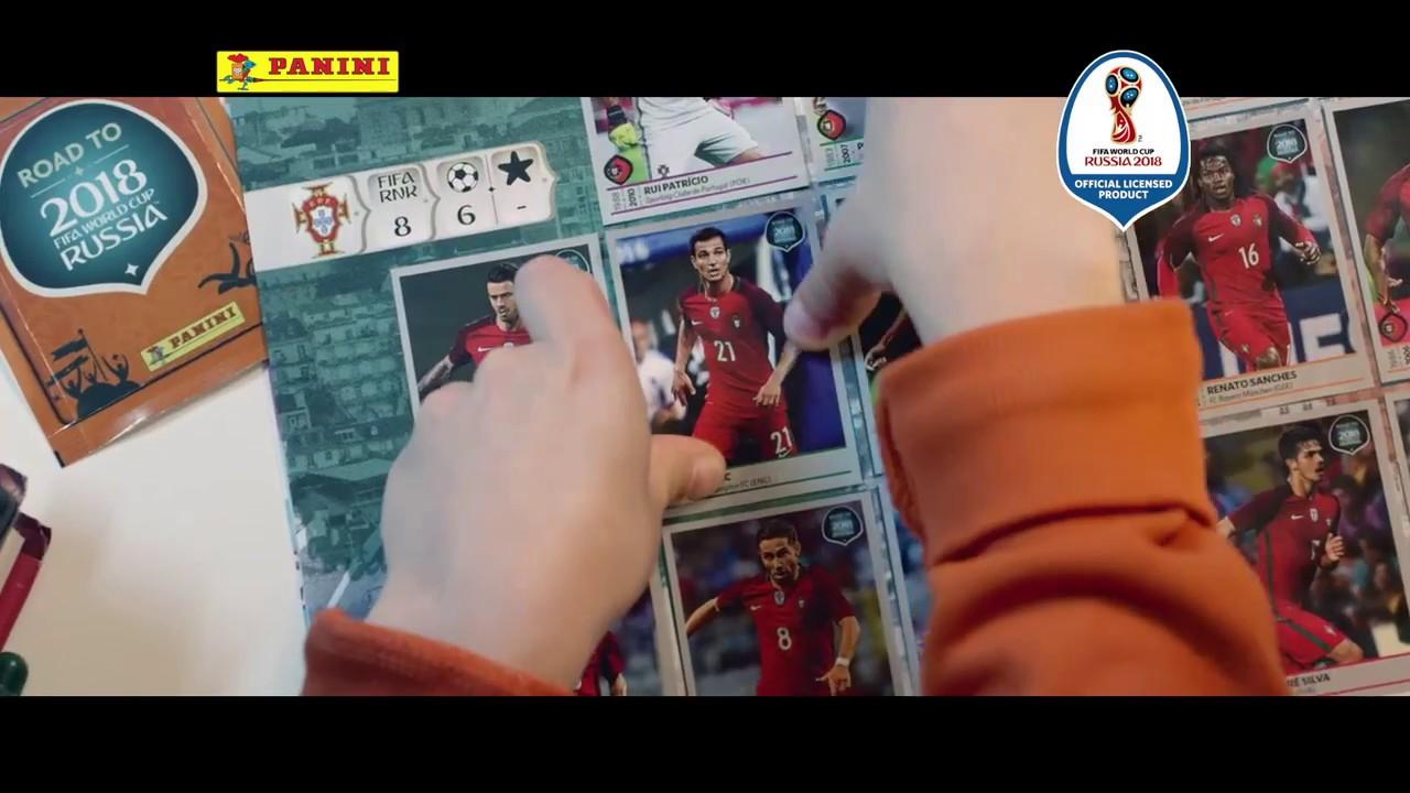 3e9f87e07 Road to 2018 FIFA World Cup Russia™ official sticker collection - tv spot  Romania. panini