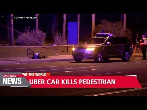 Uber suspends autonomous-car testing after fatal Arizona crash