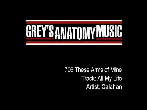 Grey's Anatomy 706 - Calahan -