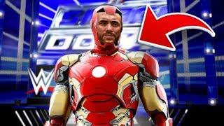 WWE Iron Man Match!