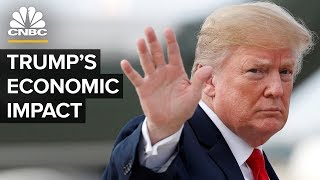 Trump's Economy: How Much Credit Should He Get?