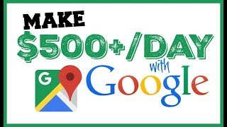 Make $500 A Day with Google Working From Home