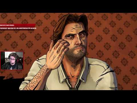 The Wolf Among Us Glitch | This choice is blank! - I Broke the Game