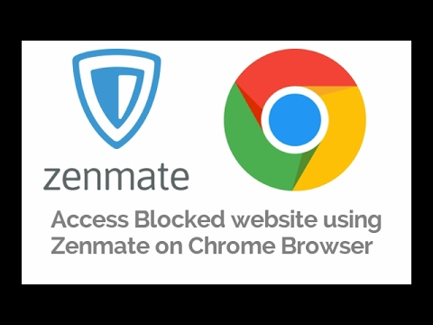 How to access blocked sites using zenmate free vpn youtube how to access blocked sites using zenmate free vpn ccuart Choice Image