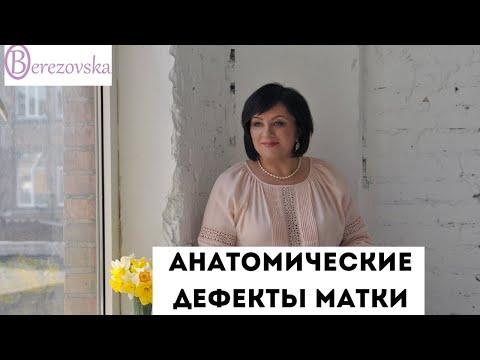 Анатомические дефекты матки - Др. Елена Березовская