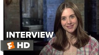 How to Be Single Interview - Alison Brie (2016) - Comedy HD
