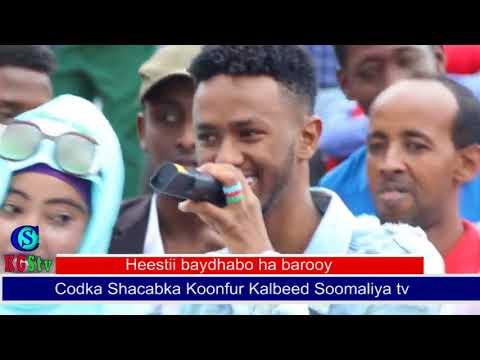 Heestii Bardaale iyo Showgii ciida ee baydhabo al fanaan dayax dalnuurshe