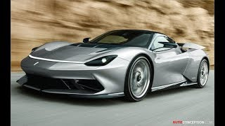 Pininfarina Battista – On the Road